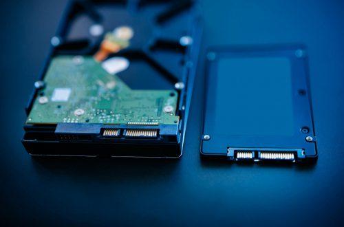 Суммарный объем SSD и HDD, отгруженных в прошлом году, достиг 912 ЭБ