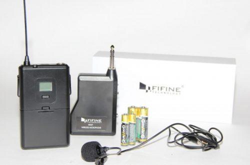 Беспроводная петличка Fifine K037