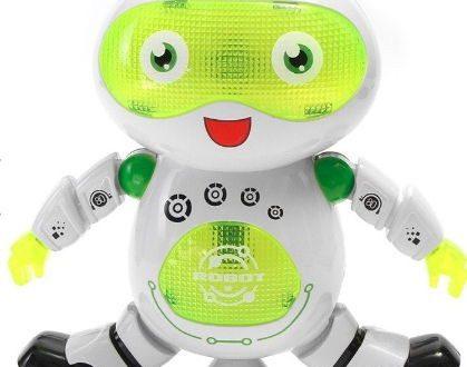 Танцующий робот за $5,99