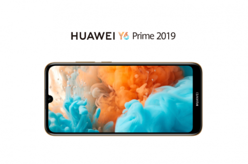 Еще один конкурент Redmi Note 7? Huawei Y6 Prime 2019 предлагает 6-дюймовый экран, SoC Helio A22 и аккумулятор емкостью 3020 мА·ч за $150