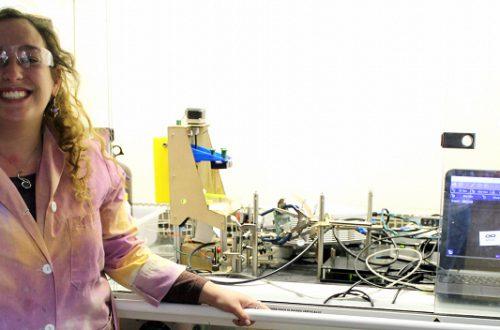 Управление светом может изменить фотополимерную 3D-печать