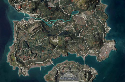 PUBG – На тестовом сервере появилась обновленная карта Эрангель