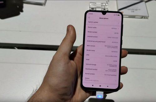 Xiaomi Mi 9 SE скоро выйдет на мировой рынок