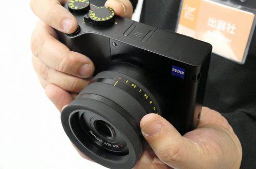 Появились сведения о цене камеры Zeiss ZX1