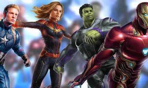Капитан Марвел появилась на постере «Мстителей: Финал»