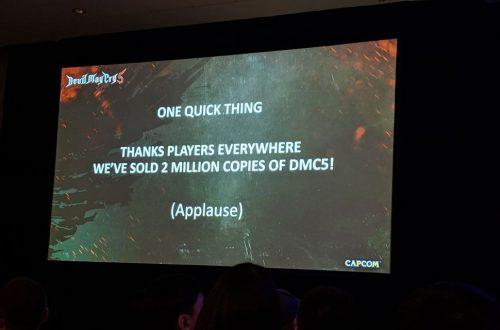 [GDC 2019] Devil May Cry 5 - За две недели продано 2,000,000 копий