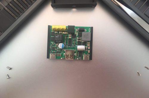 YZXSTUDIO ZC916 мега универсальное зарядное на IP6518 PD QC4.0 MTK FCP AFCP и т.д. 100+27 W