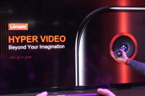 Смартфон Lenovo Z6 Pro получит поддержку 5G и возможность снимать какие-то видео Hyper Videos, только подробностей об этом пока нет