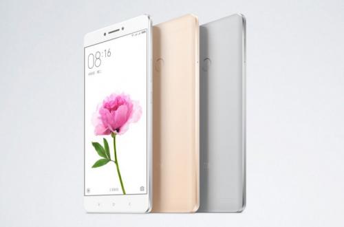 Выпущенный в 2016 году Xiaomi Mi Max получил свежую версию MIUI 10