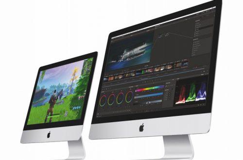 Компьютеры Apple iMac обновлены впервые за почти два года производства: они получили новые CPU Intel и 3D-карты AMD Radeon Pro Vega