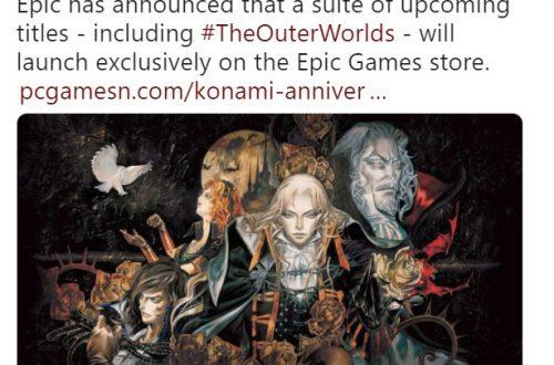 Утечка: The Outer Worlds будет эксклюзивом Epic Games Store