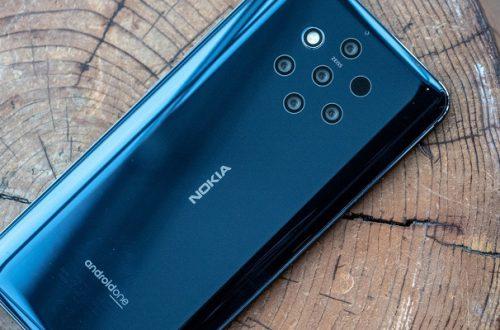 Уникальный пентакамерный смартфон Nokia 9 PureView получил первое обновление с улучшением для камеры