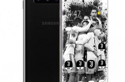Для футбольных фанатов. Представлена специальная версия Samsung Galaxy S10