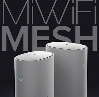 До 2567 Мбит/с. Xiaomi представила флагманские роутеры Xiaomi Mesh Router Suite