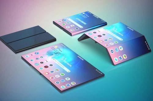 Как у Xiaomi. Новый смартфон Samsung будет складываться в двух местах