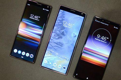 Cybershot, Alpha и Xperia в одном флаконе. Sony готовит камерофоны нового поколения