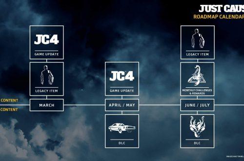 Just Cause 4 - Крупное графическое обновление