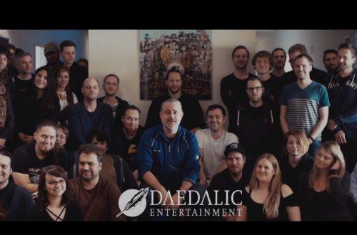 Daedalic Days 2019 и анонс четырех игр: Felix the Reaper, Iratus, Unrailed! и Barotrauma