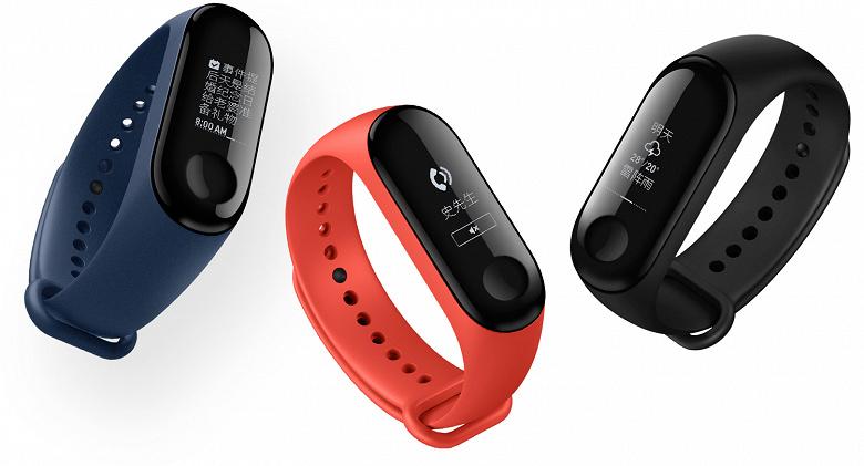Xiaomi — лидер рынка носимой электроники в Китае