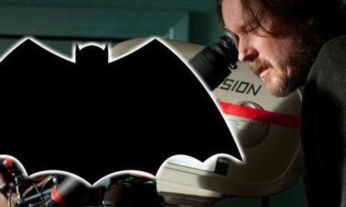 Тизер логотипа Бэтмена из нового фильма