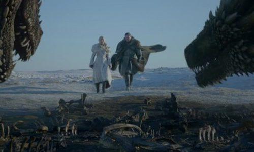 Новый трейлер 8 сезона «Игры престолов» показывает драконов