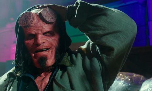 Ролик «Хеллбоя» с R-рейтингом показал кровавые сцены и Лобстера Джонсона
