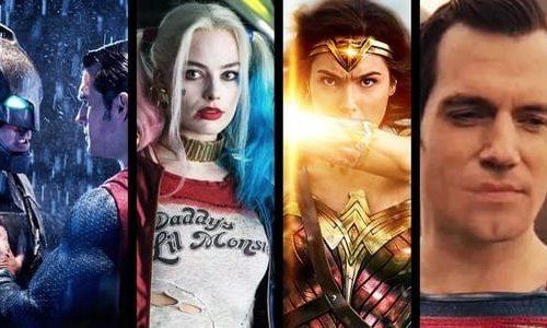 Лучшие и худшие фильмы киновселенной DC