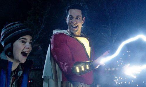 Незаметная отсылка на Капитана Марвел в «Шазаме!»