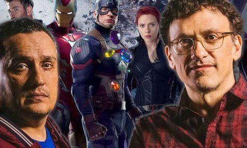 Братья Руссо уходят от Marvel после «Мстителей: Финал»