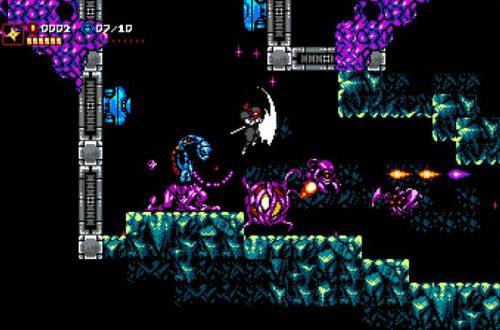 Mechanical Head показала девять минут геймплея платформера Cyber Shadow