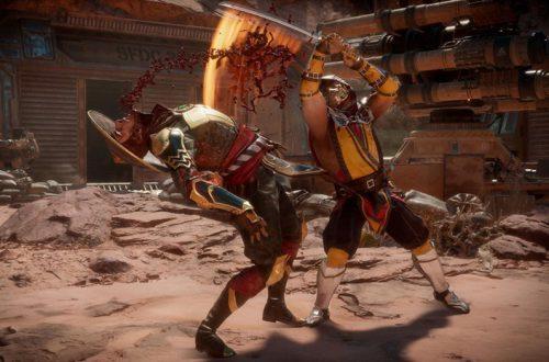 Страница Mortal Kombat 11 исчезла из Steam