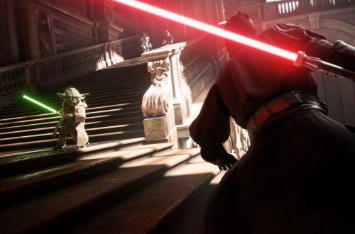 Похоже, Star Wars Jedi: Fallen Order выйдет в конце ноября