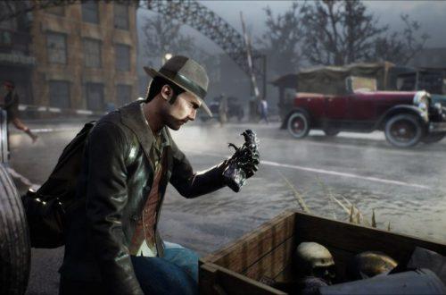 Расследование дела о пропаже в новом ролике с геймплеем The Sinking City