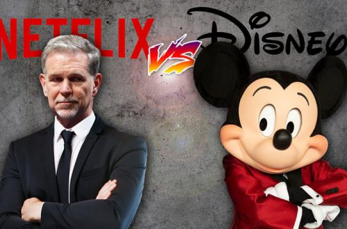Кто выиграет в потоковой войне Disney - Netflix?