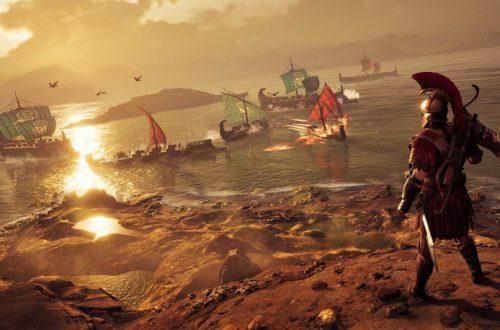 Противостояние богам в трейлере нового дополнения для Assassin's Creed Odyssey