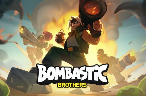 На iOS вышел мобильный платформер Bombastic Brothers