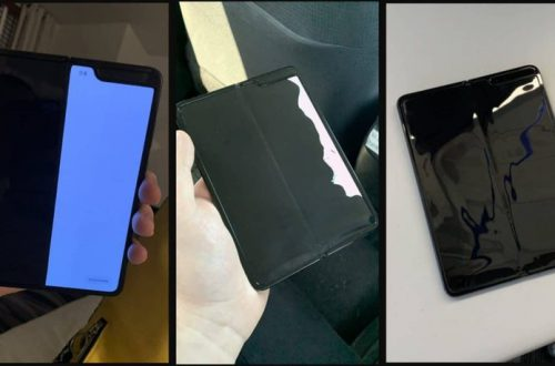 Складные смартфоны Samsung не живут и пары дней