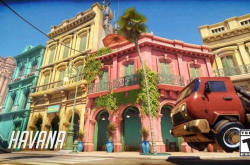 Overwatch: вышел трейлер «Гаваны», карта уже доступна на тестовых серверах