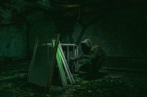 Получасовая демонстрация геймплея альфа-версии Chernobylite