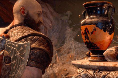 Кори Барлог рассказал о том, как из God of War чуть не вырезали важнейшую сцену