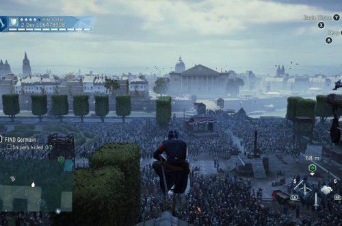 Игроки устроили Assassin's Creed Unity «бомбардировку» положительными отзывами