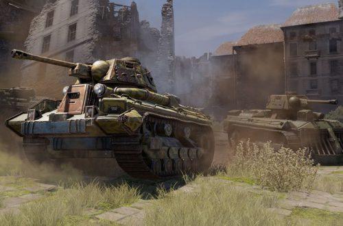 Crossout получила крупное обновление с пустынной картой и сюжетной кампанией