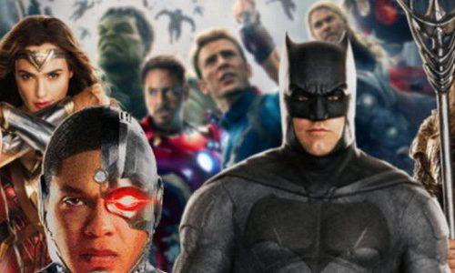 Лига справедливости спасла вселенную Marvel (стоп, что?)