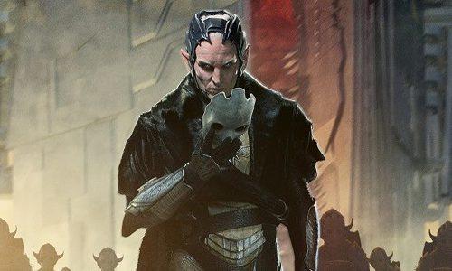 Изначально Малекит выглядел иначе в киновселенной Marvel