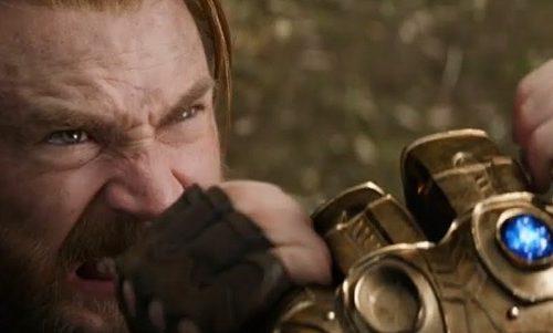 Капитан Америка может владеть Перчаткой бесконечности в «Мстителях 4»?