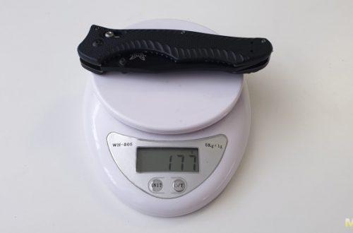 Нож по мотивам Benchmade 810 Contego