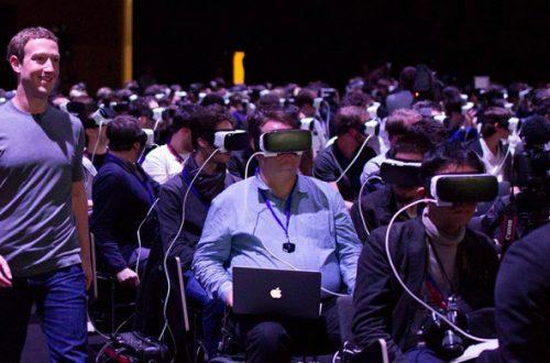 Facebook случайно добавила секретное послание от масонов на десятки тысяч контроллеров виртуальной реальности
