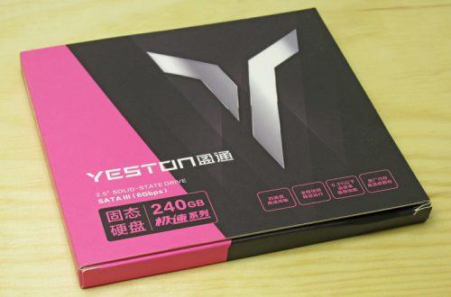SSD диск YESTON 240 Гб