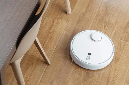 Представлен робот-пылесос Xiaomi Mi robot 1S: эффективность уборки повышена на 13%, скорость — на 40%