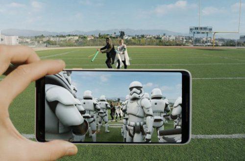 Huawei P30 и P30 Pro поддерживают платформу дополненной реальности ARCore